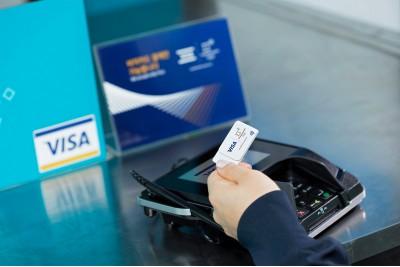 Autocolante para pagamento