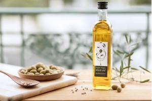 Etiqueta de azeite