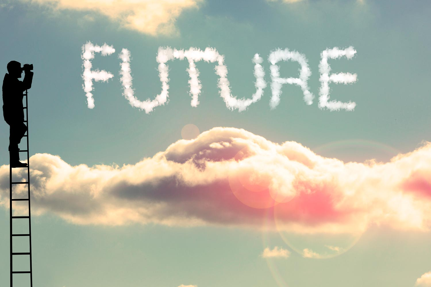 Looking to the Future  - Designed by Creativeart / Freepik