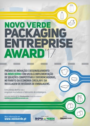 Novo Verde Packaging Entreprise Award