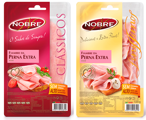 Nobre packaging