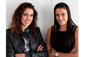 Ana Franco e Filipa Pereira