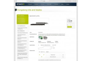 Esko Store product page
