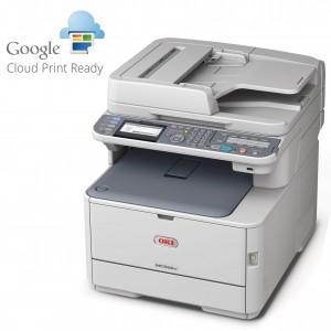 MC562dnw Goolge Cloud Print