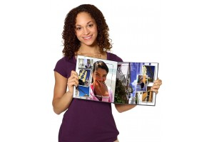Photo Book with Collage