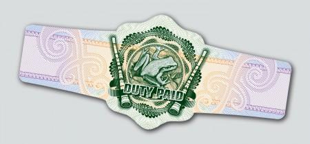 Selo protegido contra falsificação