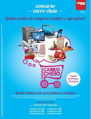 imprensa lanç CarroCheio CM