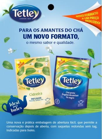 tetley pouch
