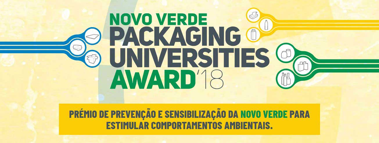 NV Packaging Universities Award