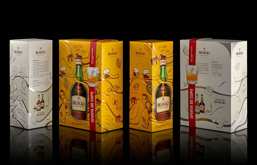 Licor Beirao by Omdesign